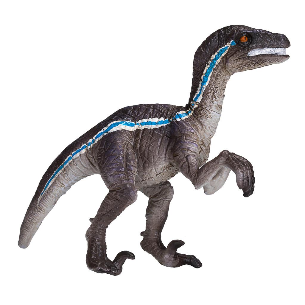 Mojo Velociraptor Standing side view