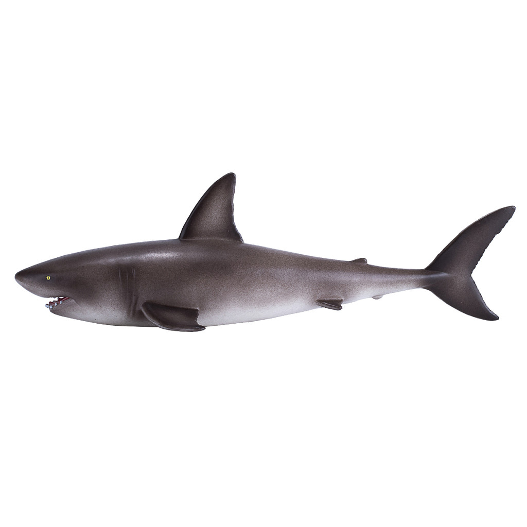 Mojo Great White Shark back side