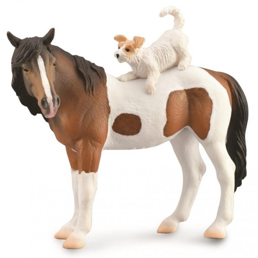 CollectA Mare with Terrier 88891