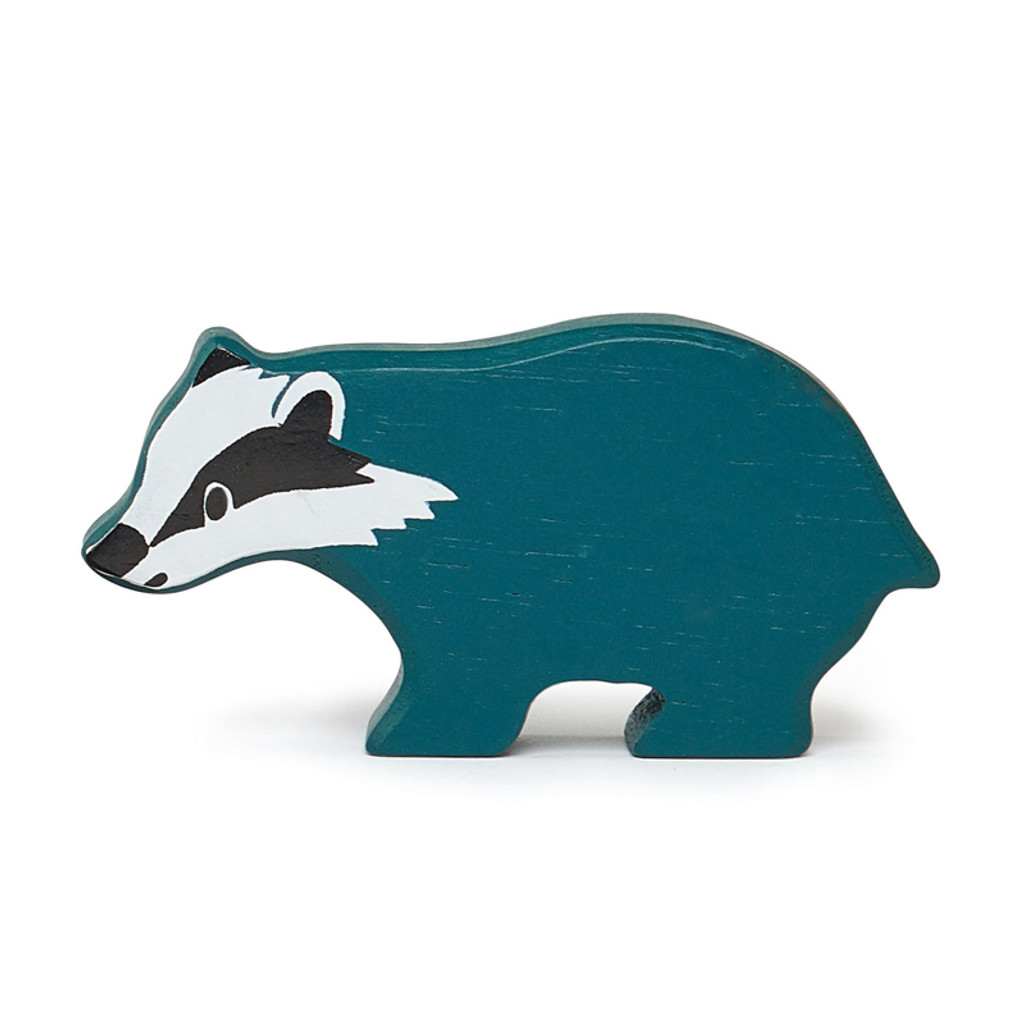 Tender Leaf Toys Wooden Badger
