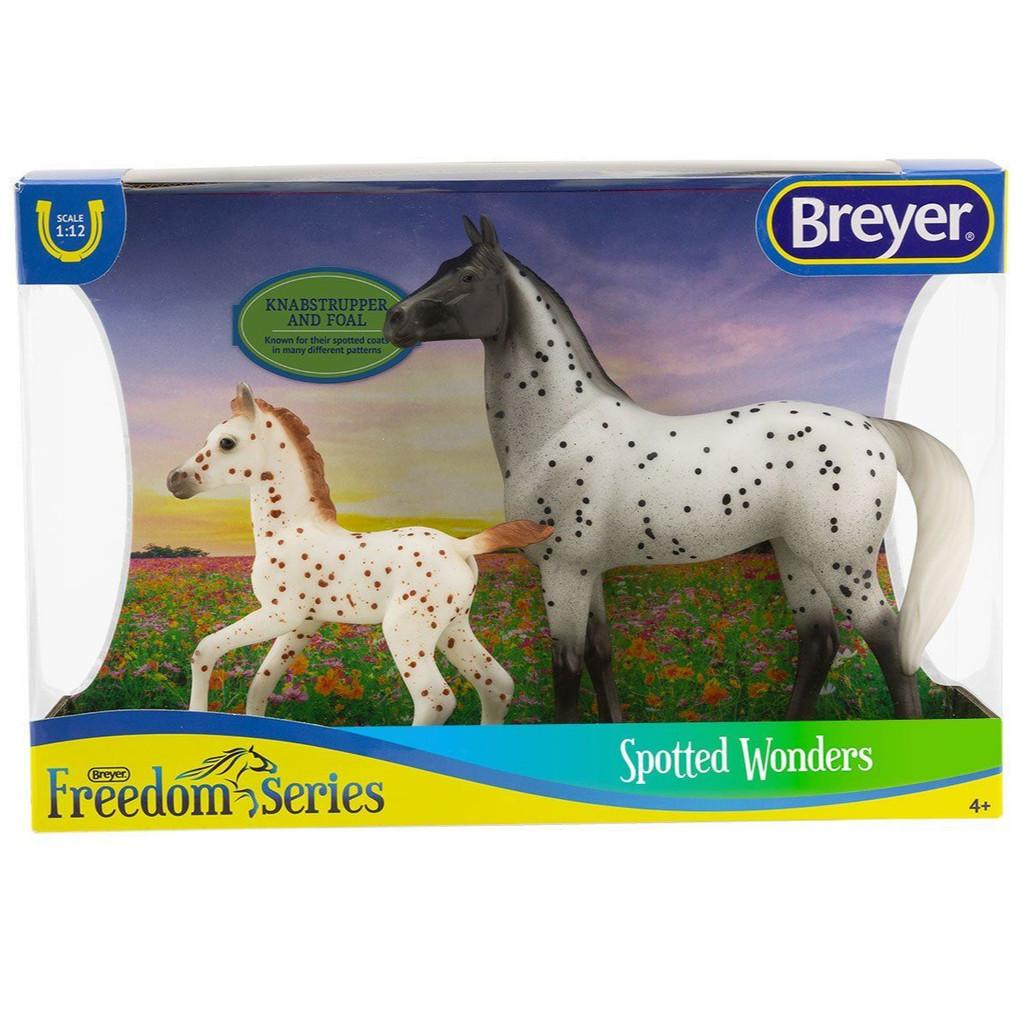 Breyer Spotted Wonders packaging