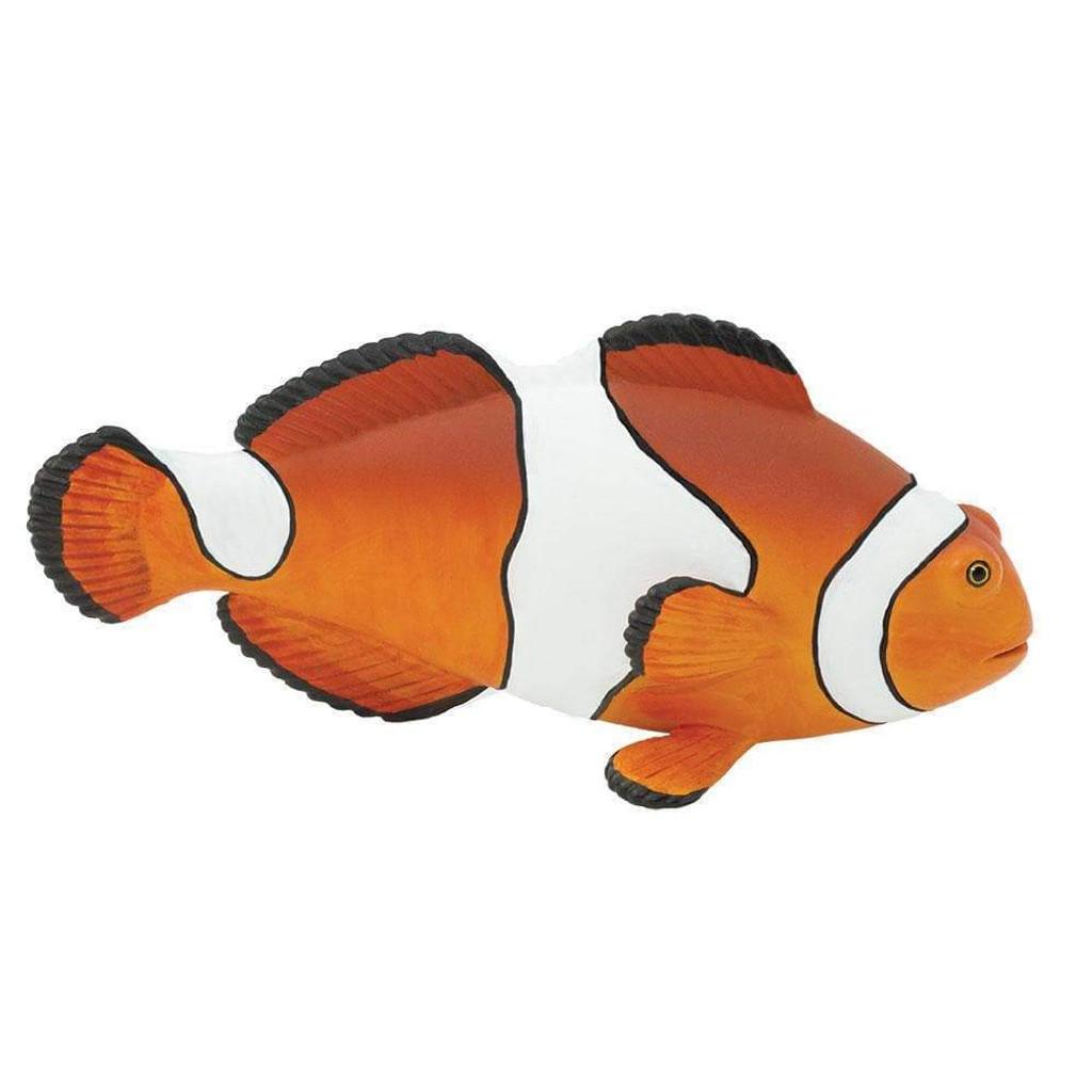 Safari Ltd Clown Anenomefish Incredible Creatures