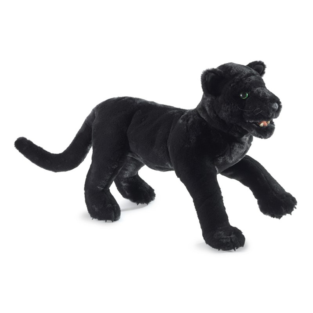 Folkmanis Black Panther Puppet