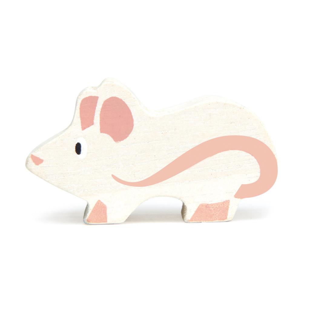 Tender Leaf Toys Wooden Mouse