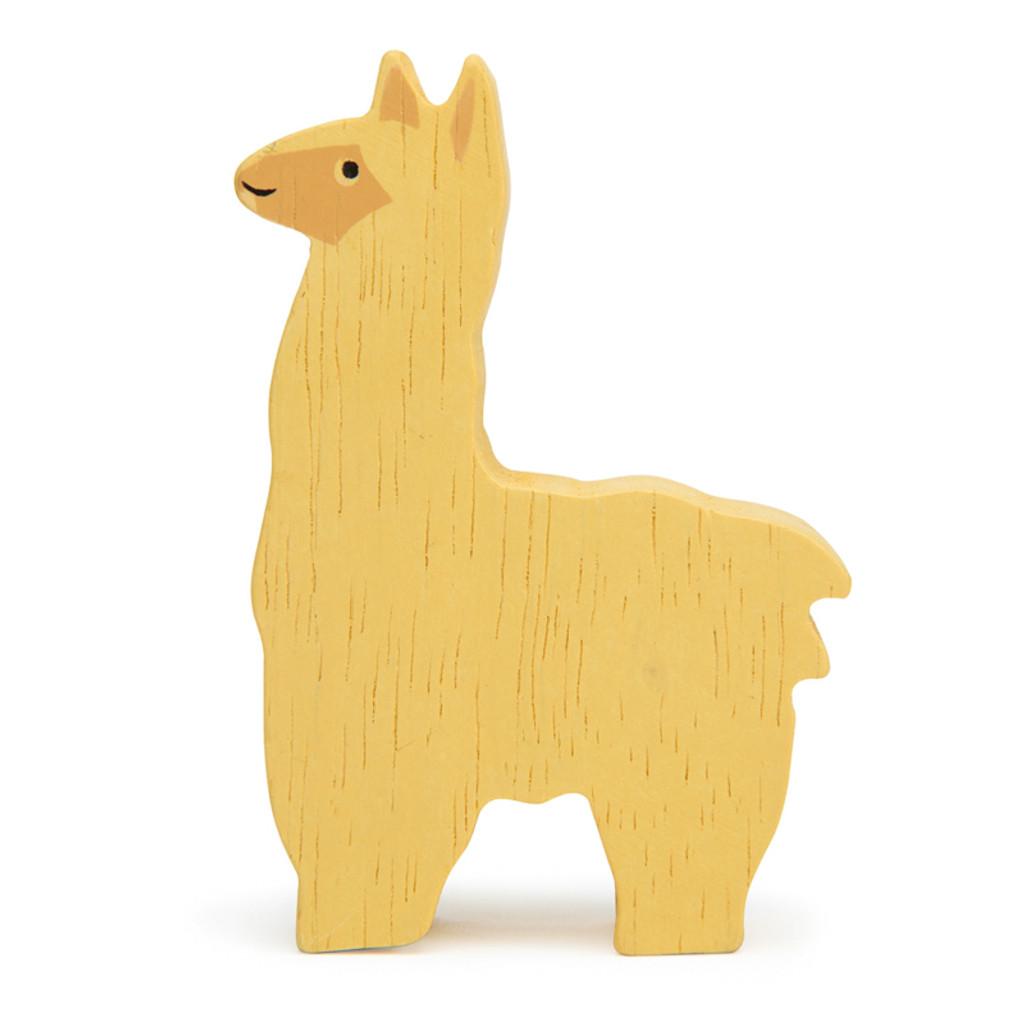 Tender Leaf Toys Wooden alpaca