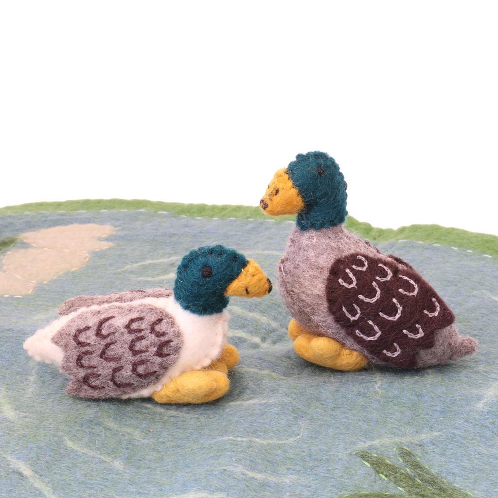 Papoose Duck Pond Ducks