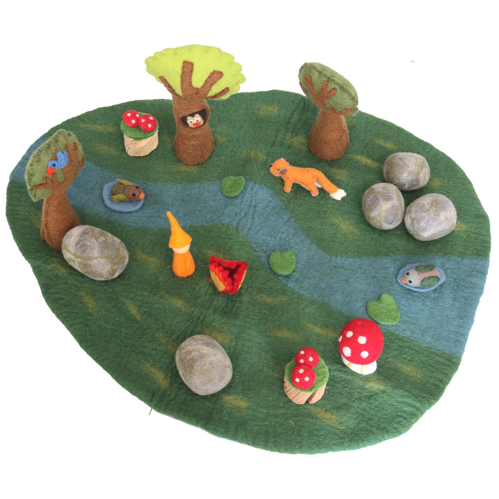 Papoose River Play Mat lifestyle