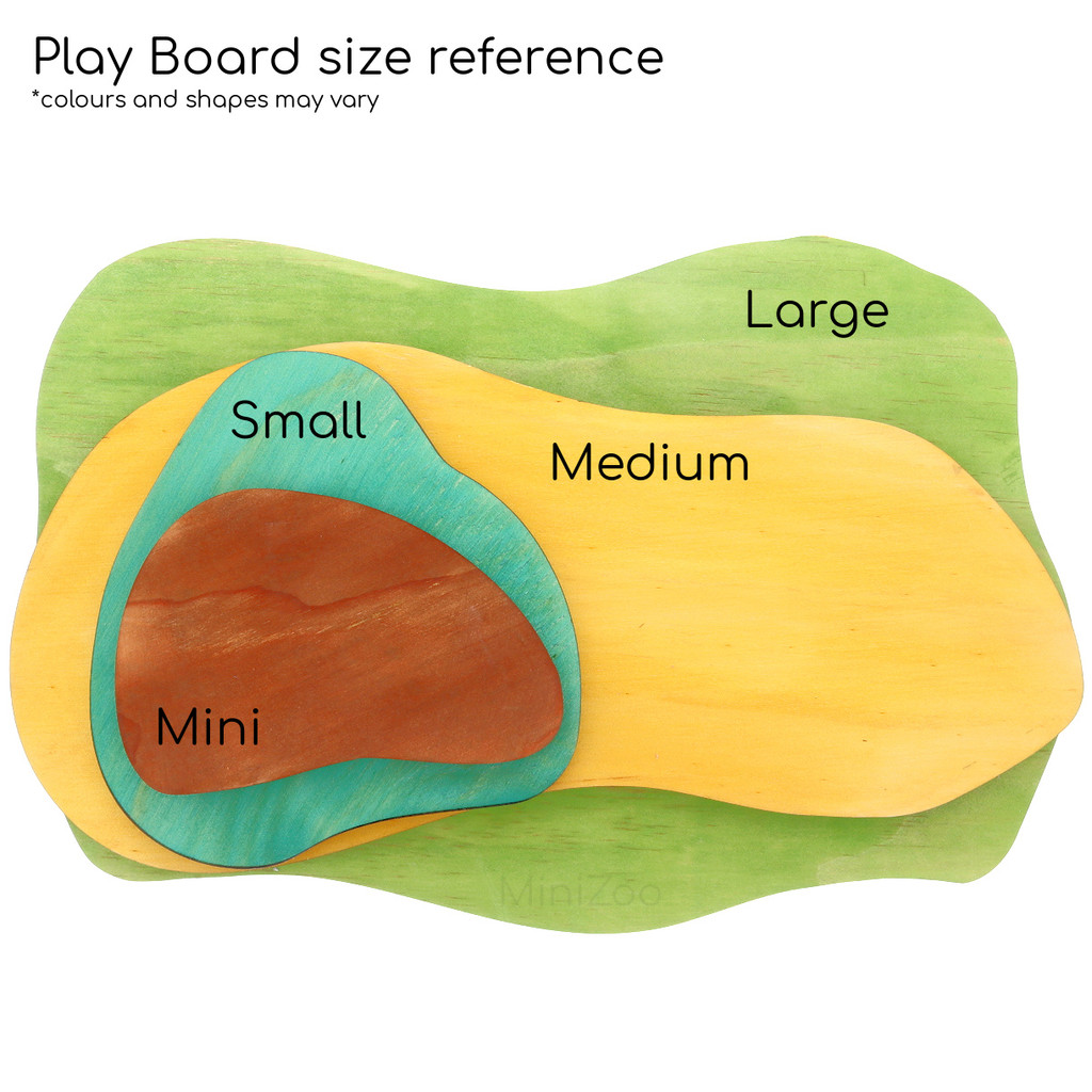 Let Them Play Large Play Board Water