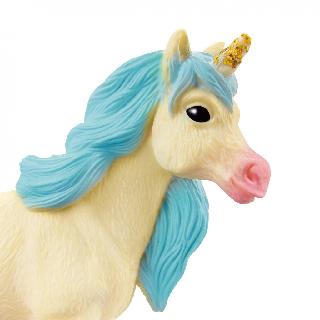Schleich Florany with Glitter closeup