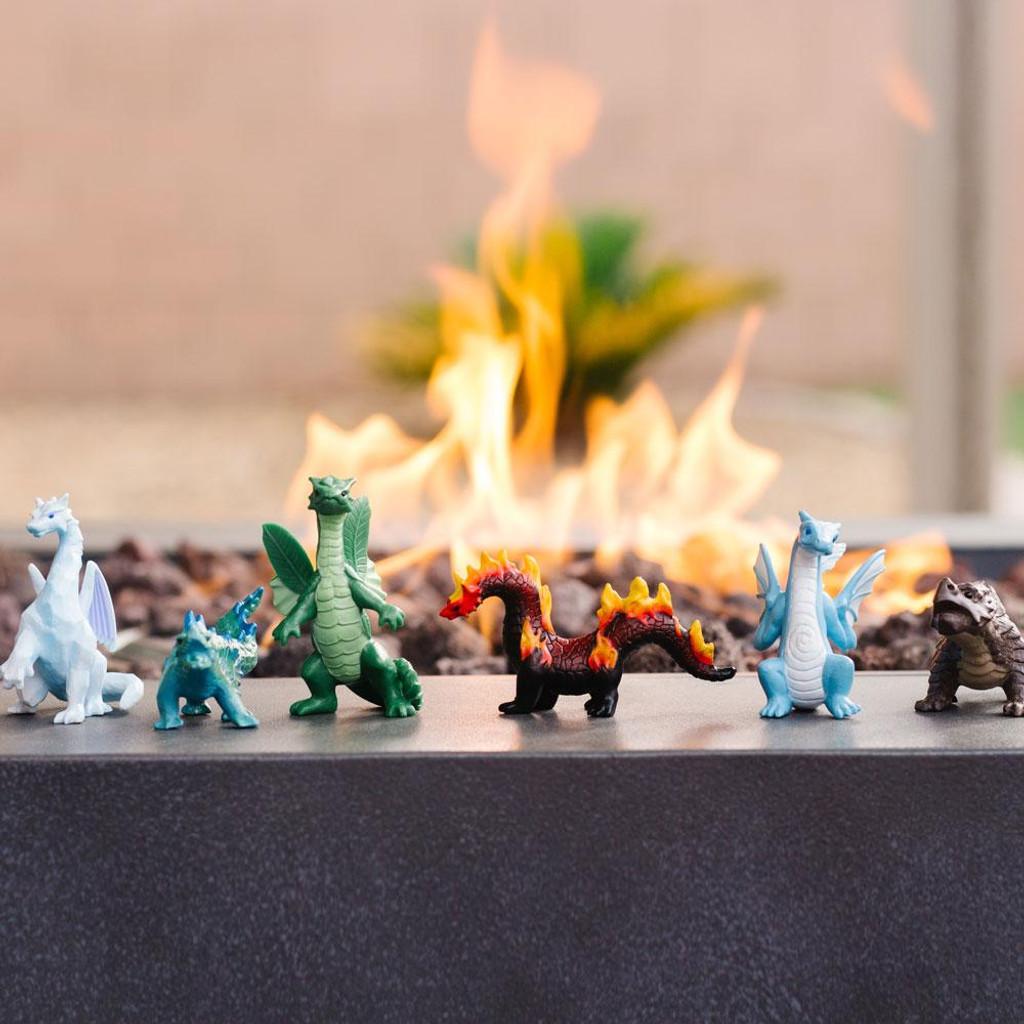 Safari Ltd Dragons of the Elements Toob lifestyle