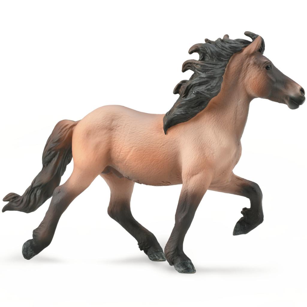 CollectA Icelandic Stallion Light Brown