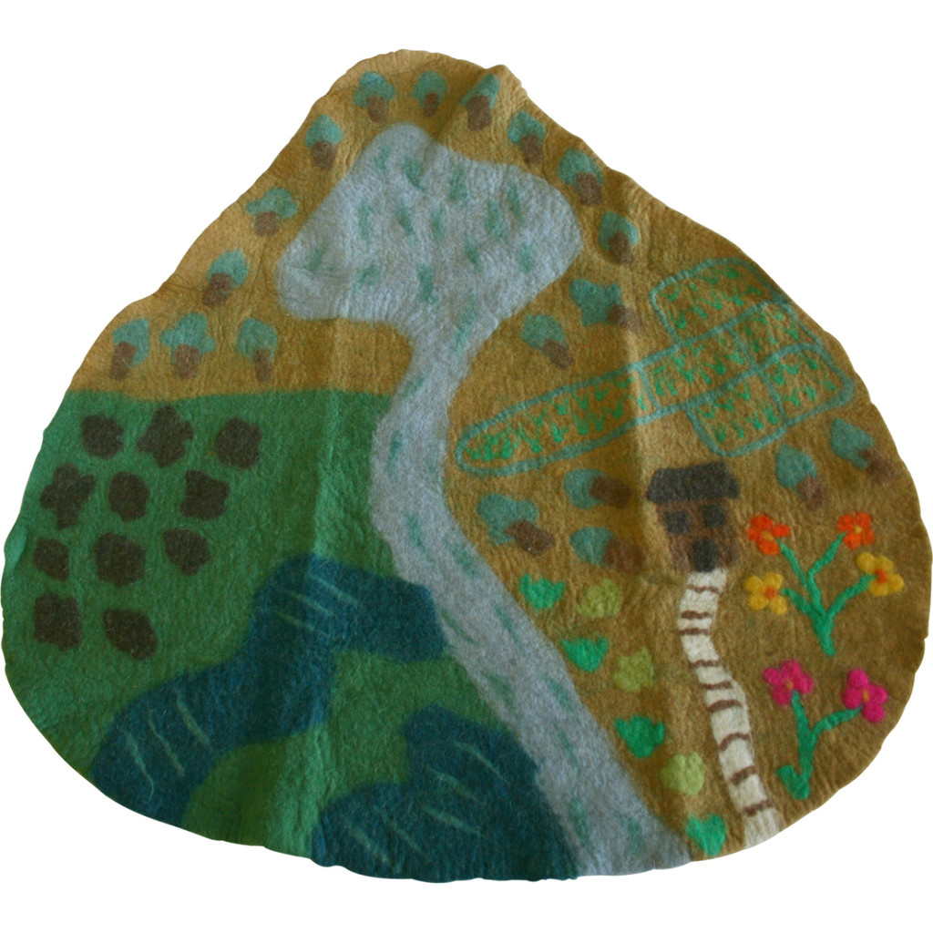 Papoose Farm Play Mat