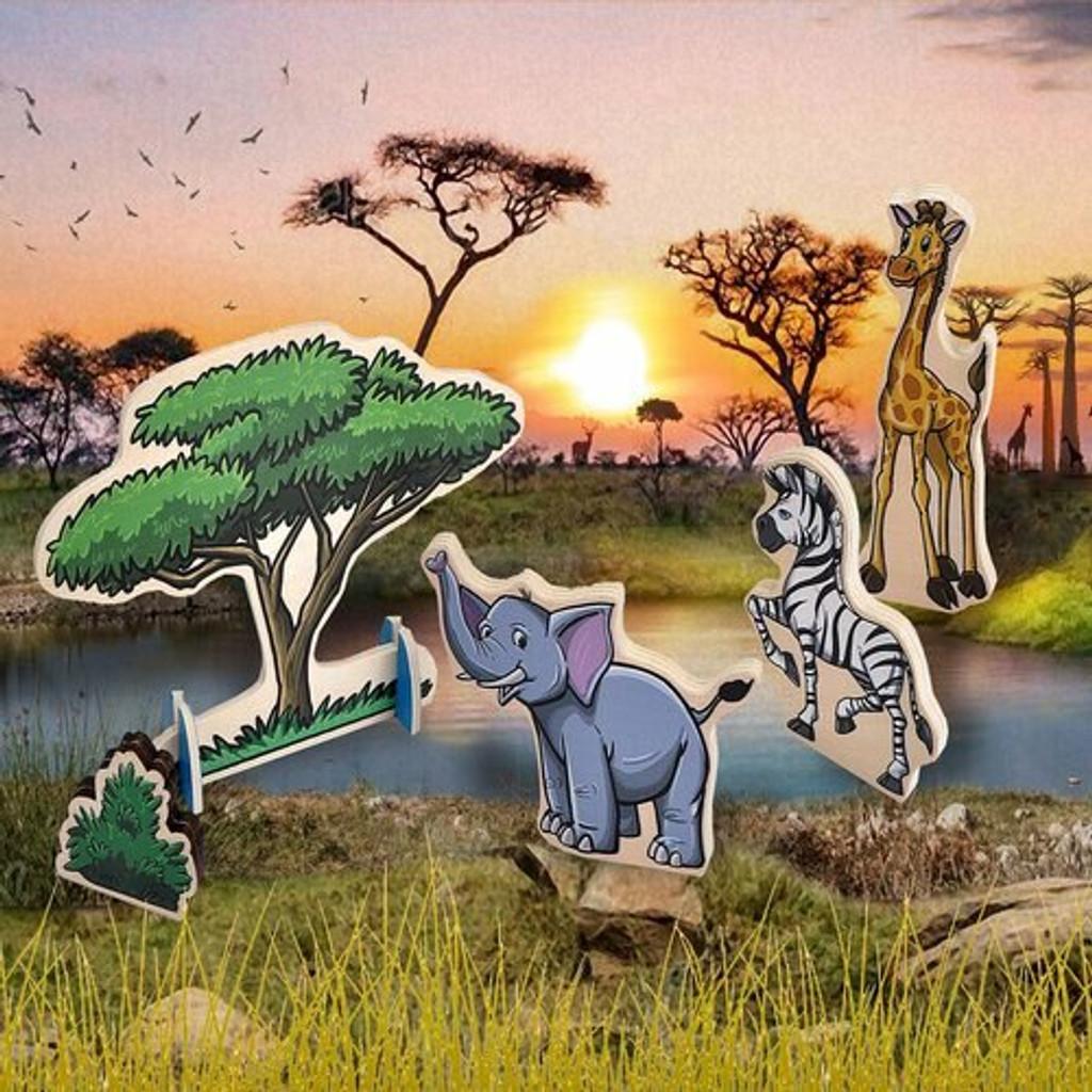 Woodkins African Adventure