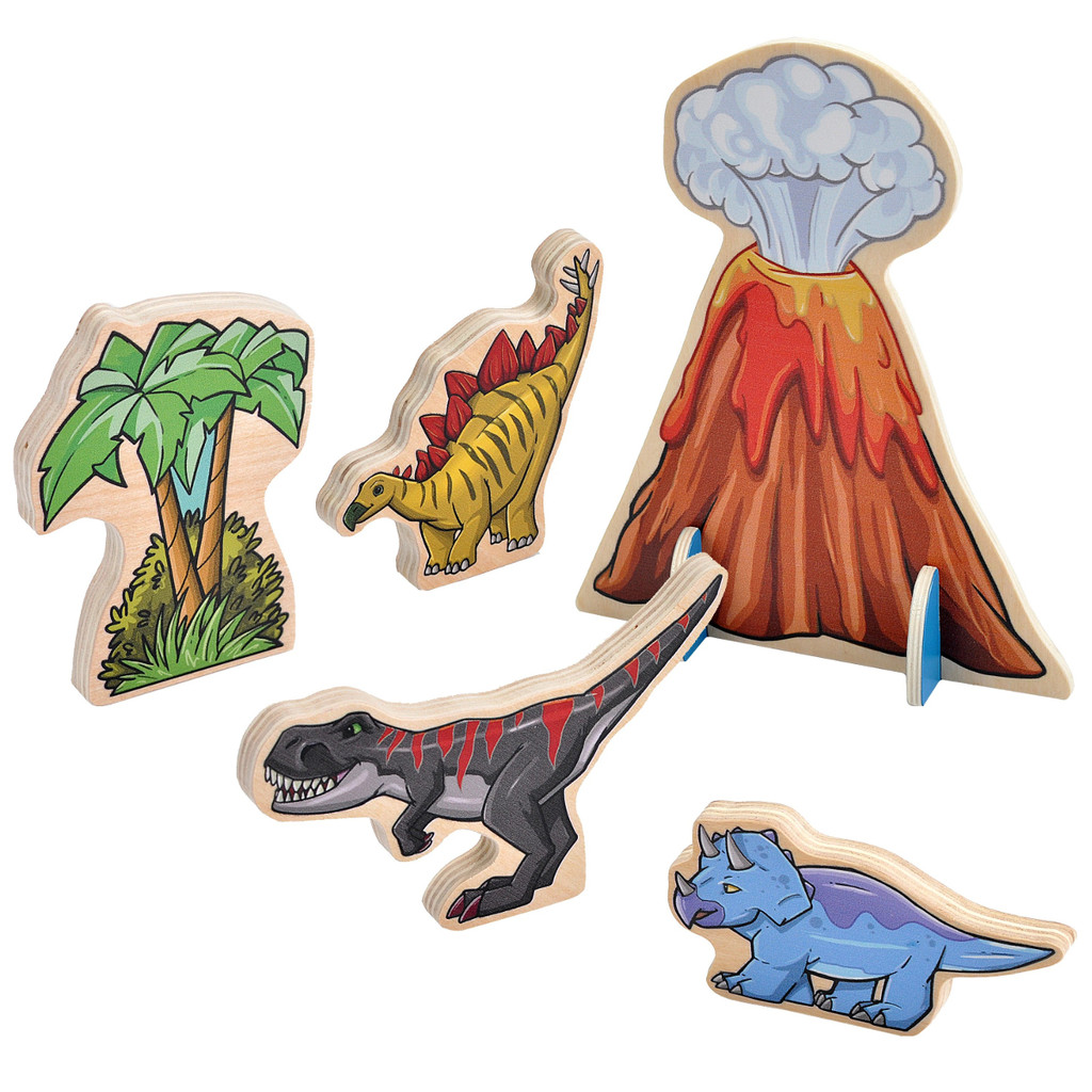 Woodkins Dino Adventure products
