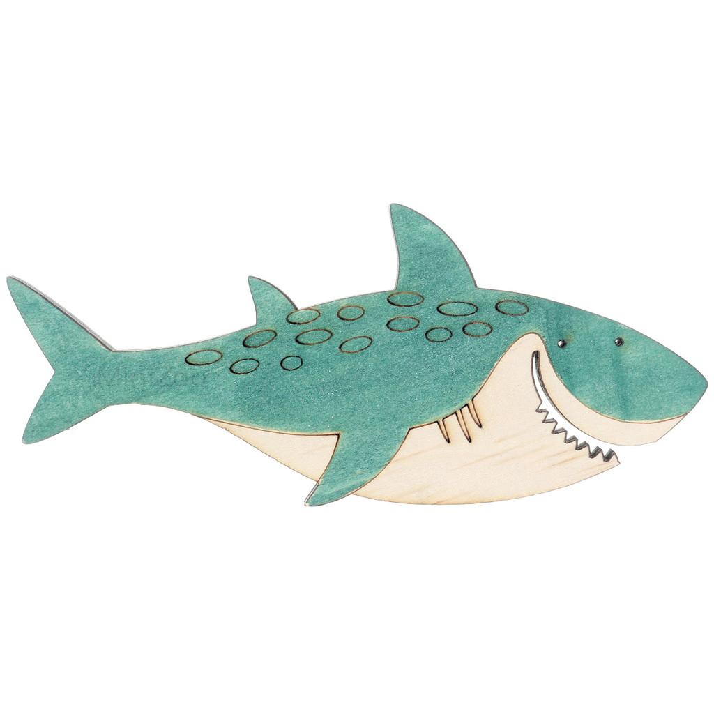 Let Them Play Storyscene Ocean Shark