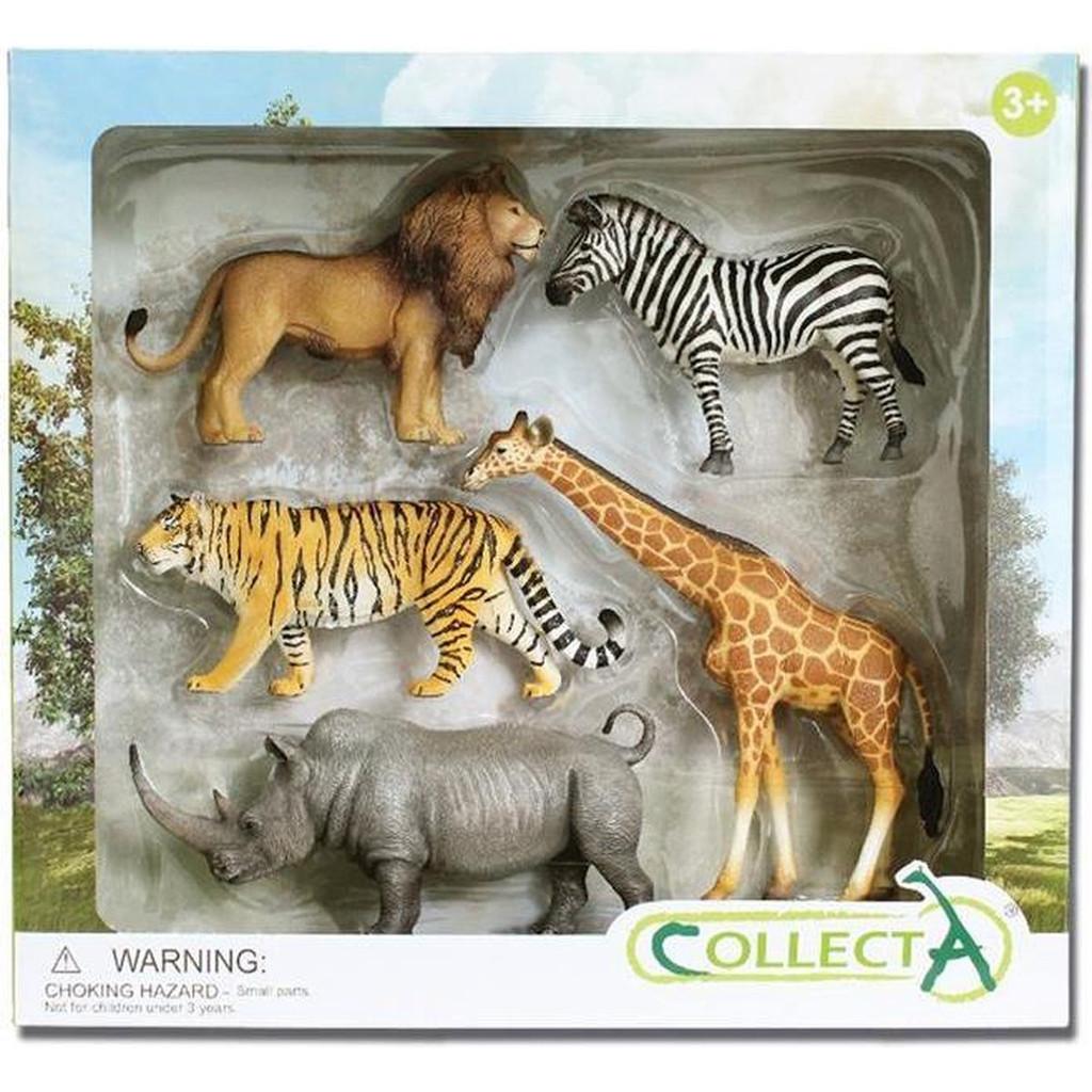 CollectA Wild Life Gift Set 5pc