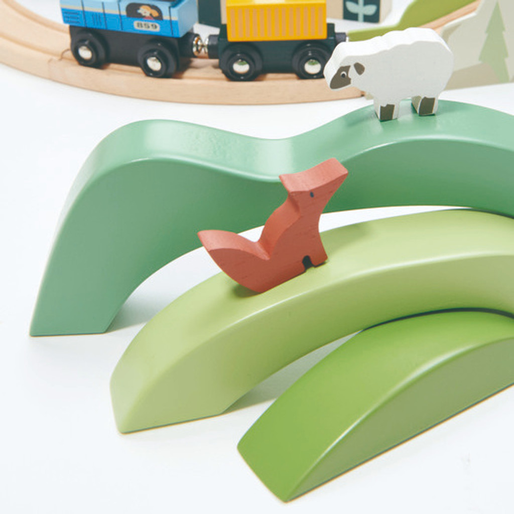 Tender Leaf Toys Green Hills View lifestyle