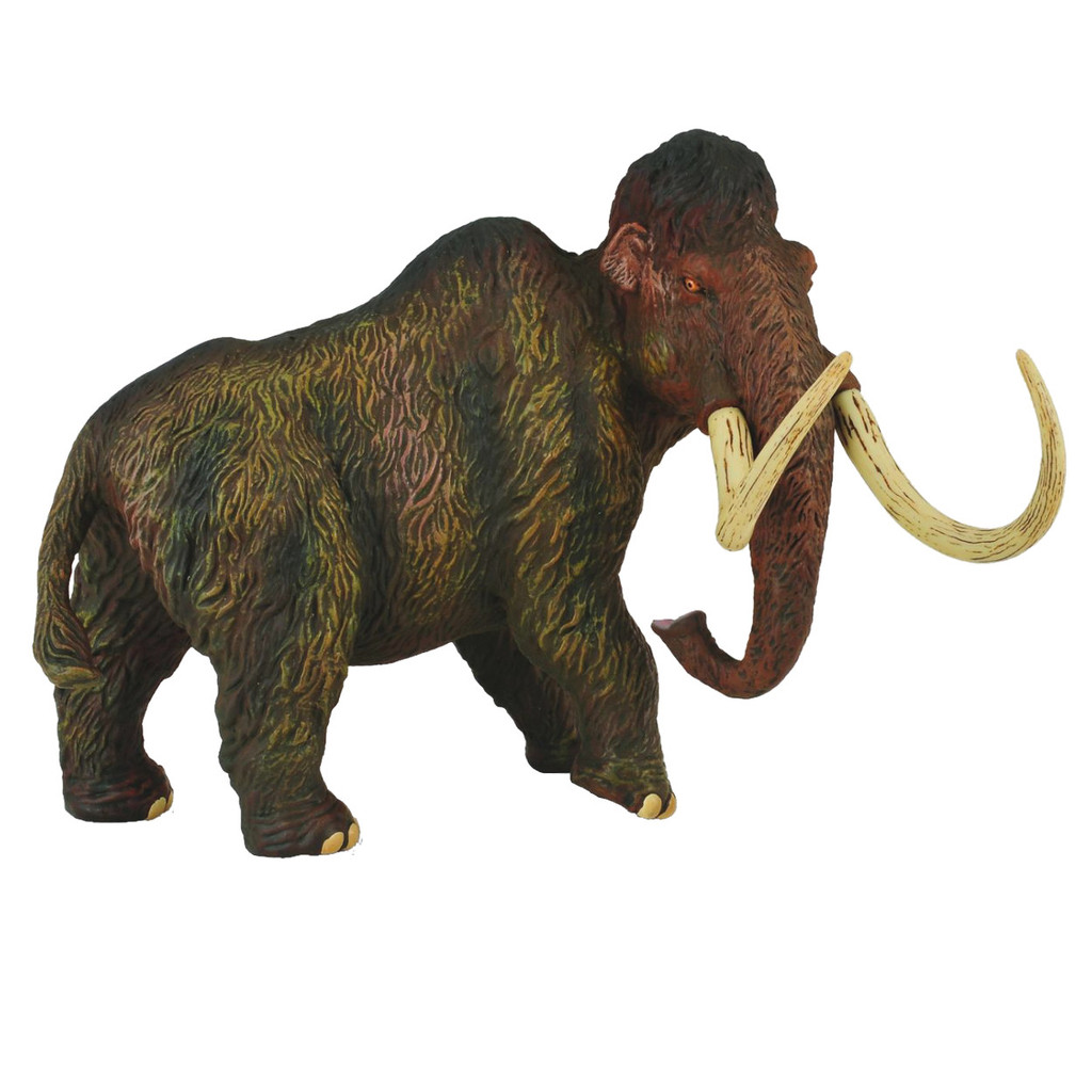 CollectA Woolly Mammoth Deluxe Scale
