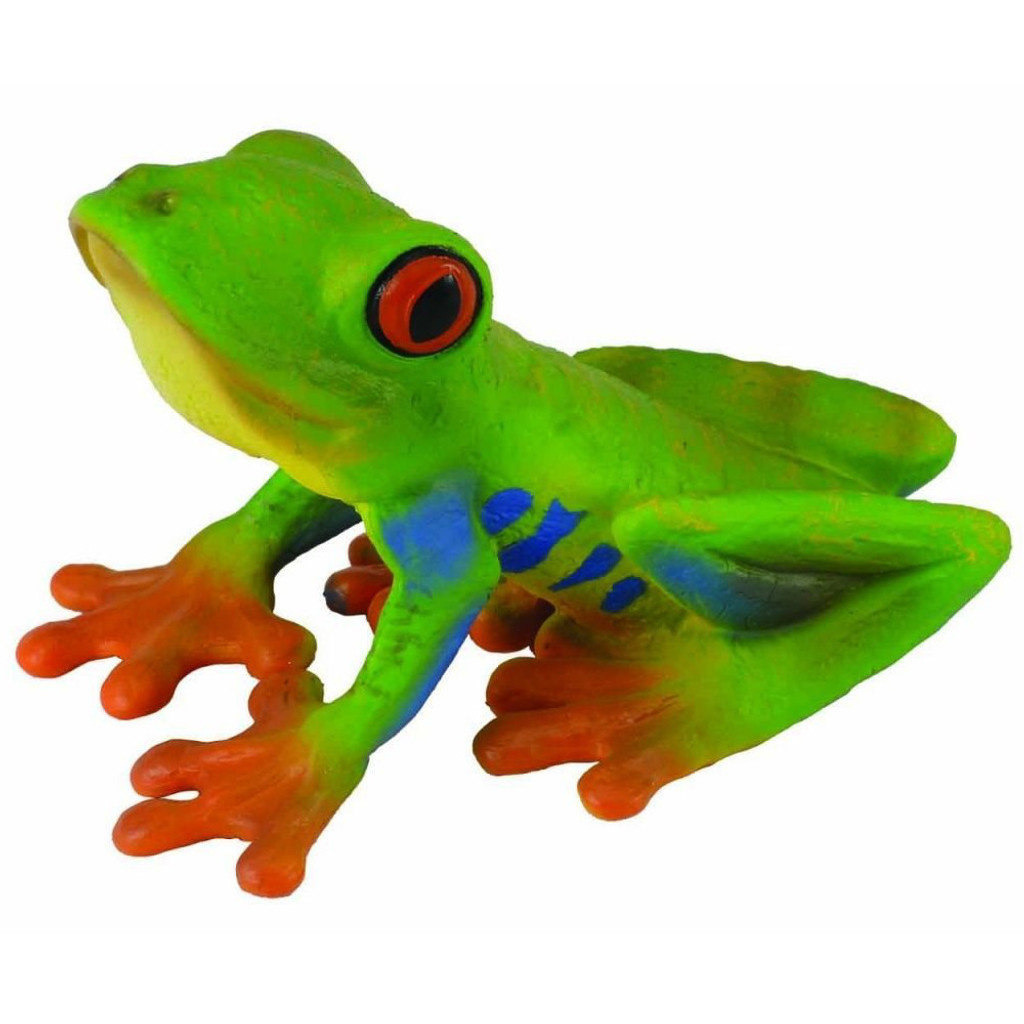 CollectA Red Eyed Tree Frog