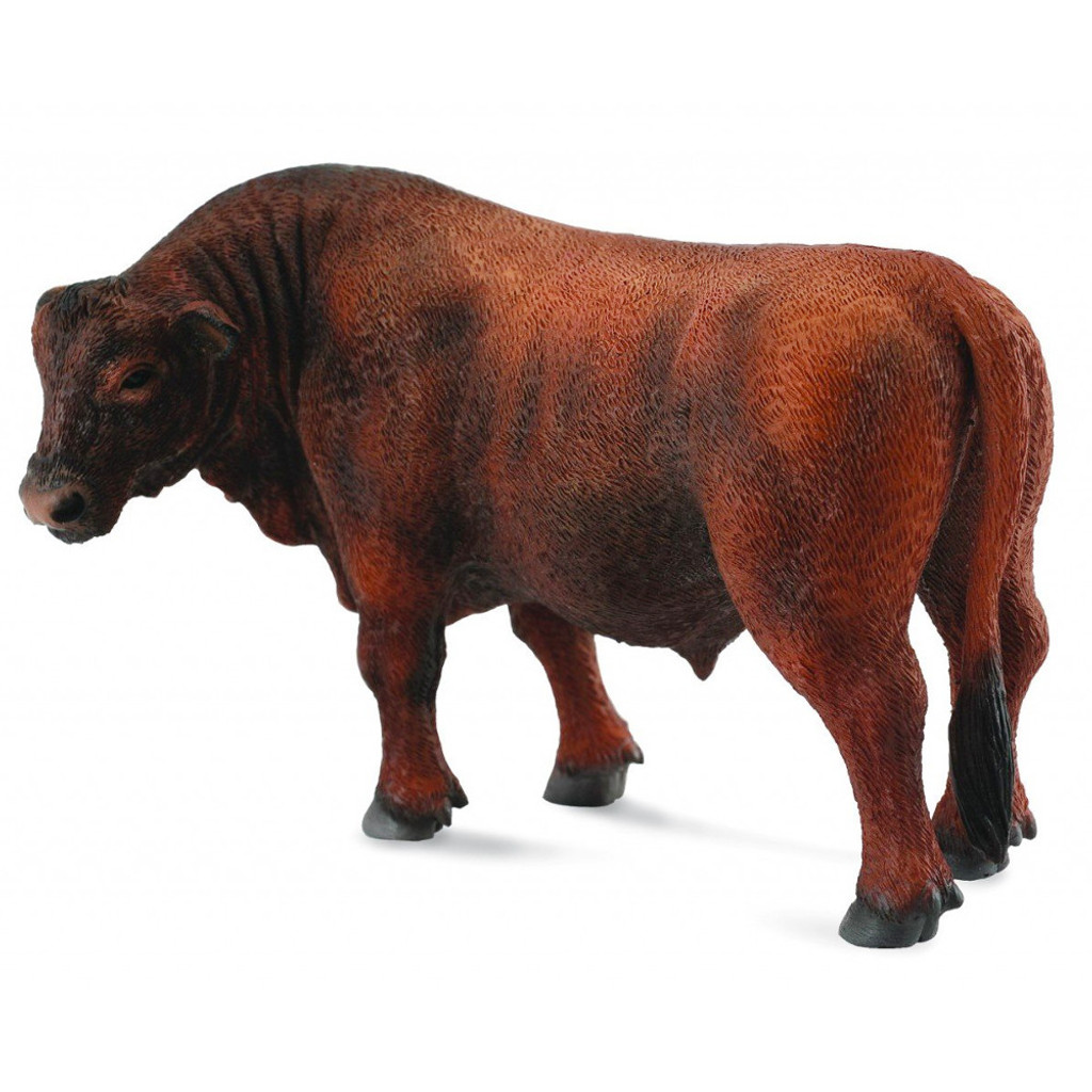 CollectA Angus Bull Red
