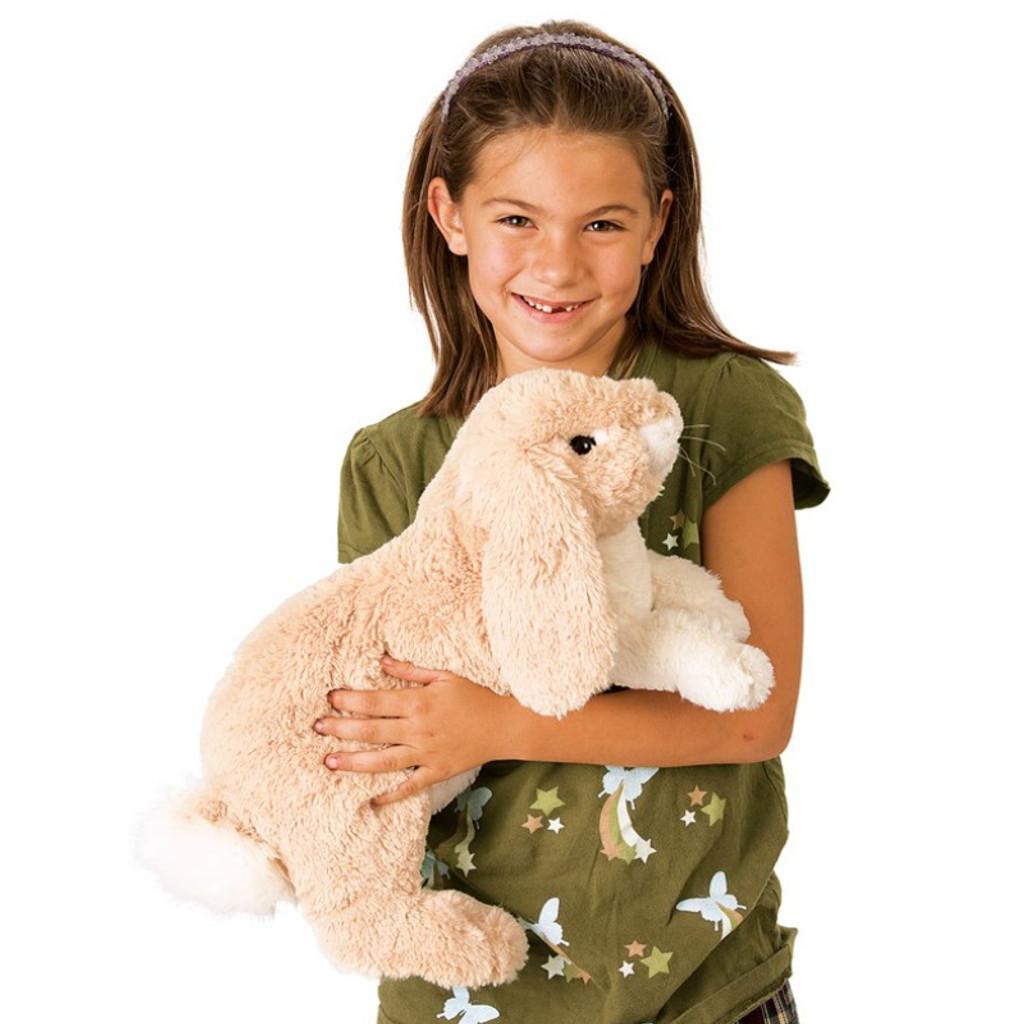 Floppy Bunny Hand Puppet