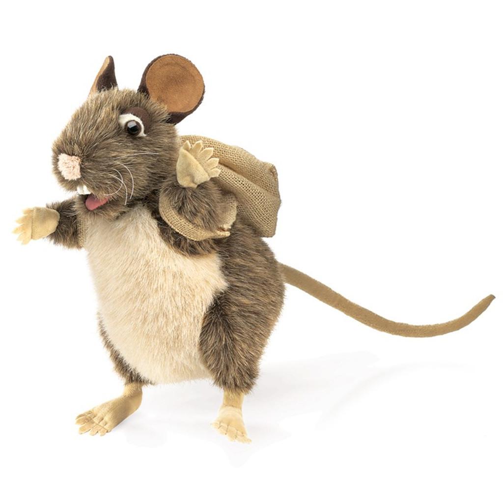 Folkmanis Rat Pack Hand Puppet