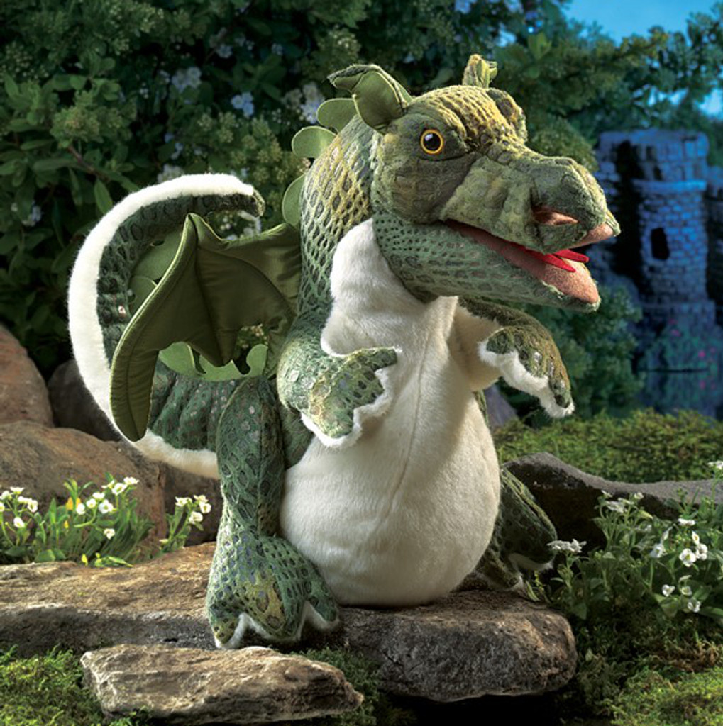 Dragon Baby Puppet
