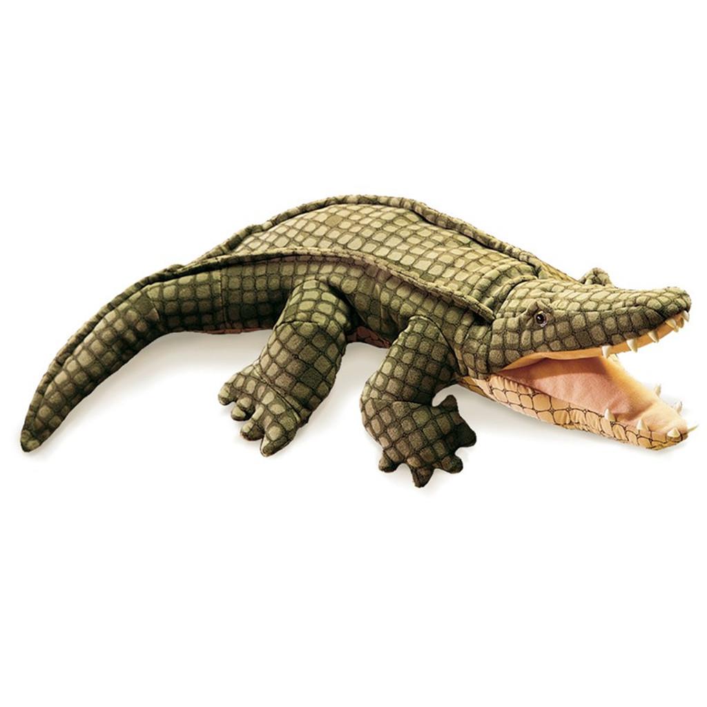 Alligator Puppet