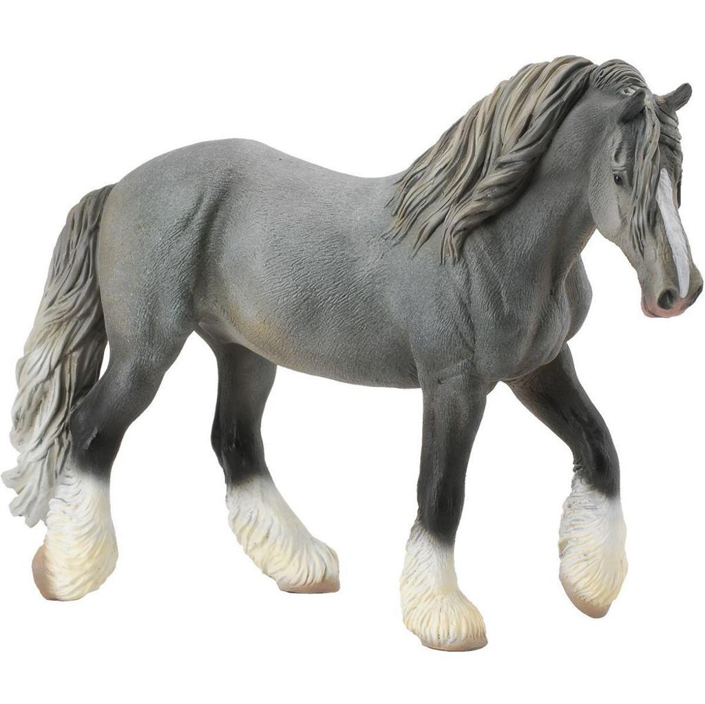 CollectA Shire Horse Mare Grey