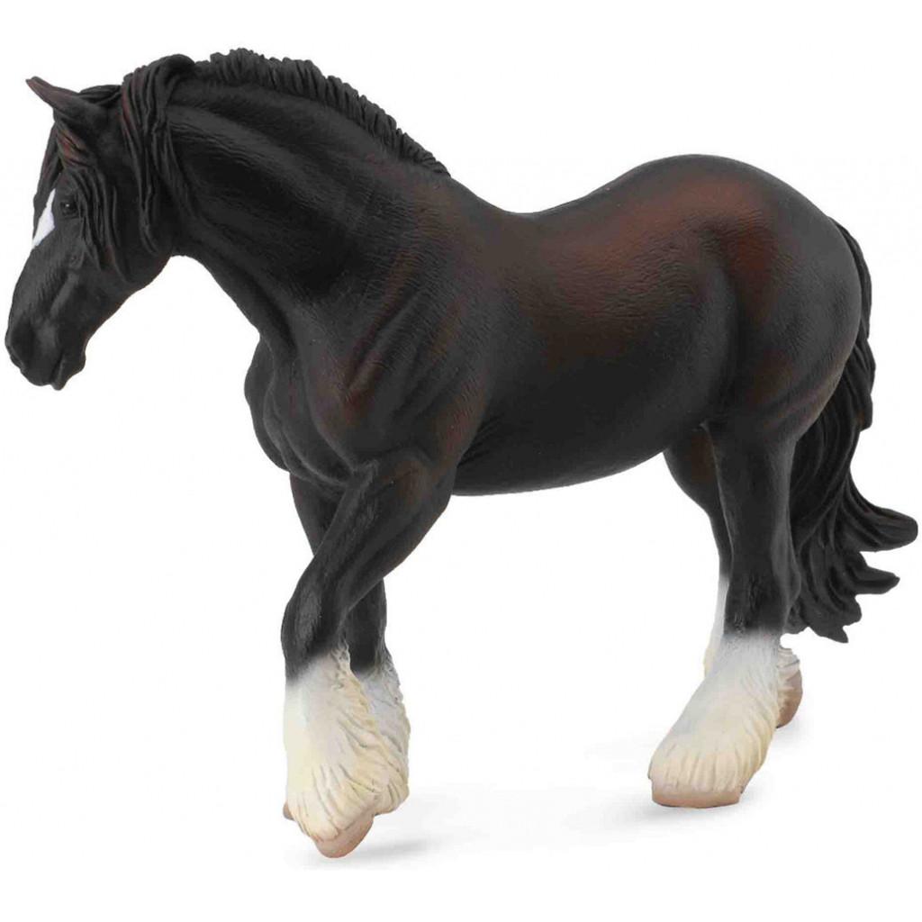 CollectA Shire Horse Mare Black