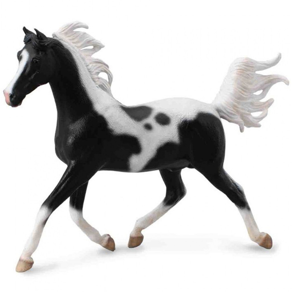 Arabian Stallion Pinto Deluxe Scale