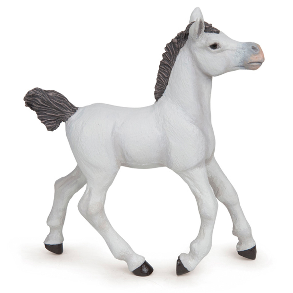 Papo Arab Foal White