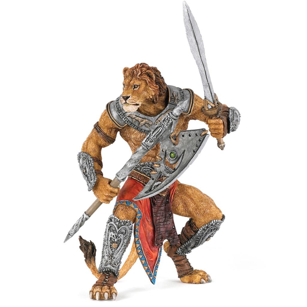 Papo Lion Man