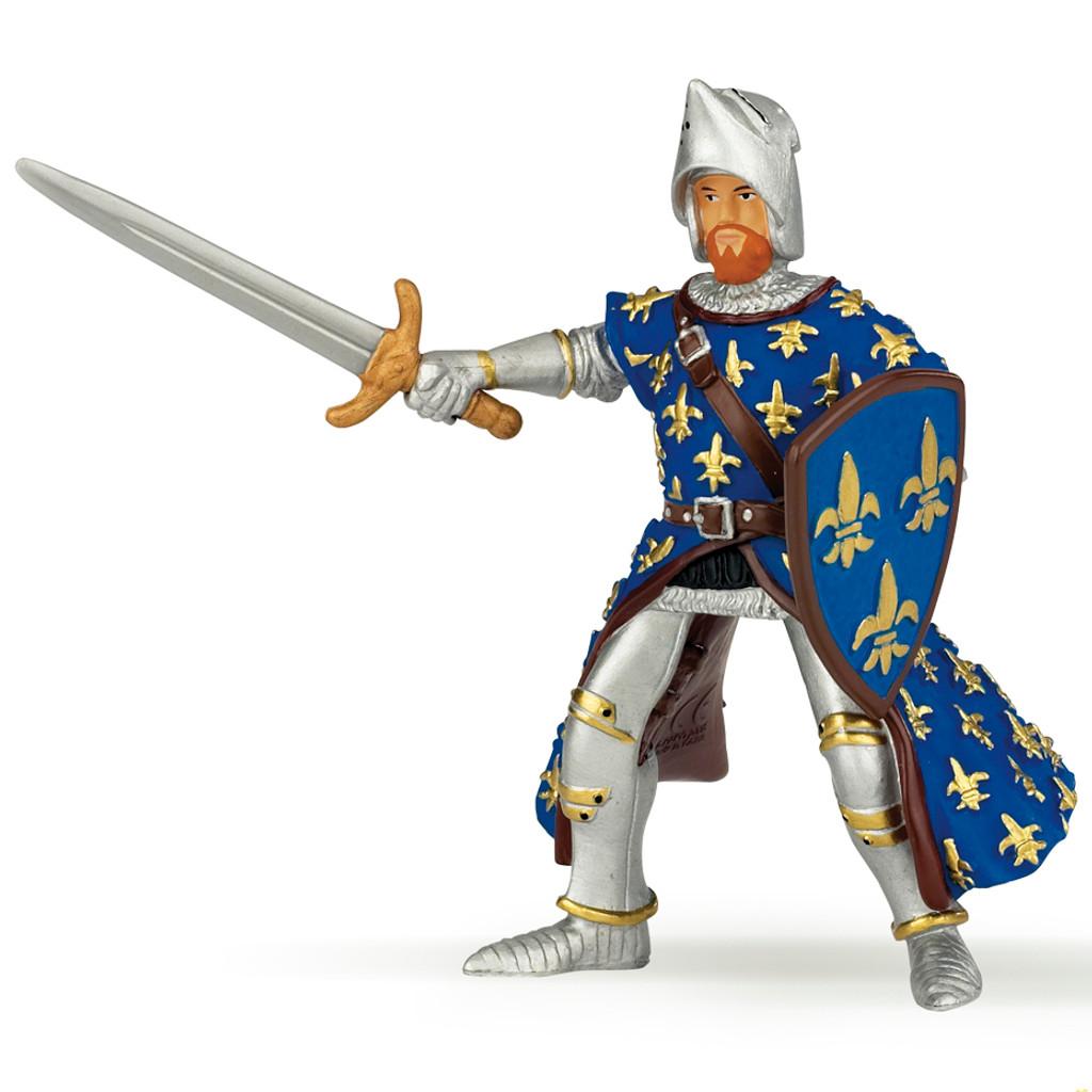Papo Prince Philip Blue