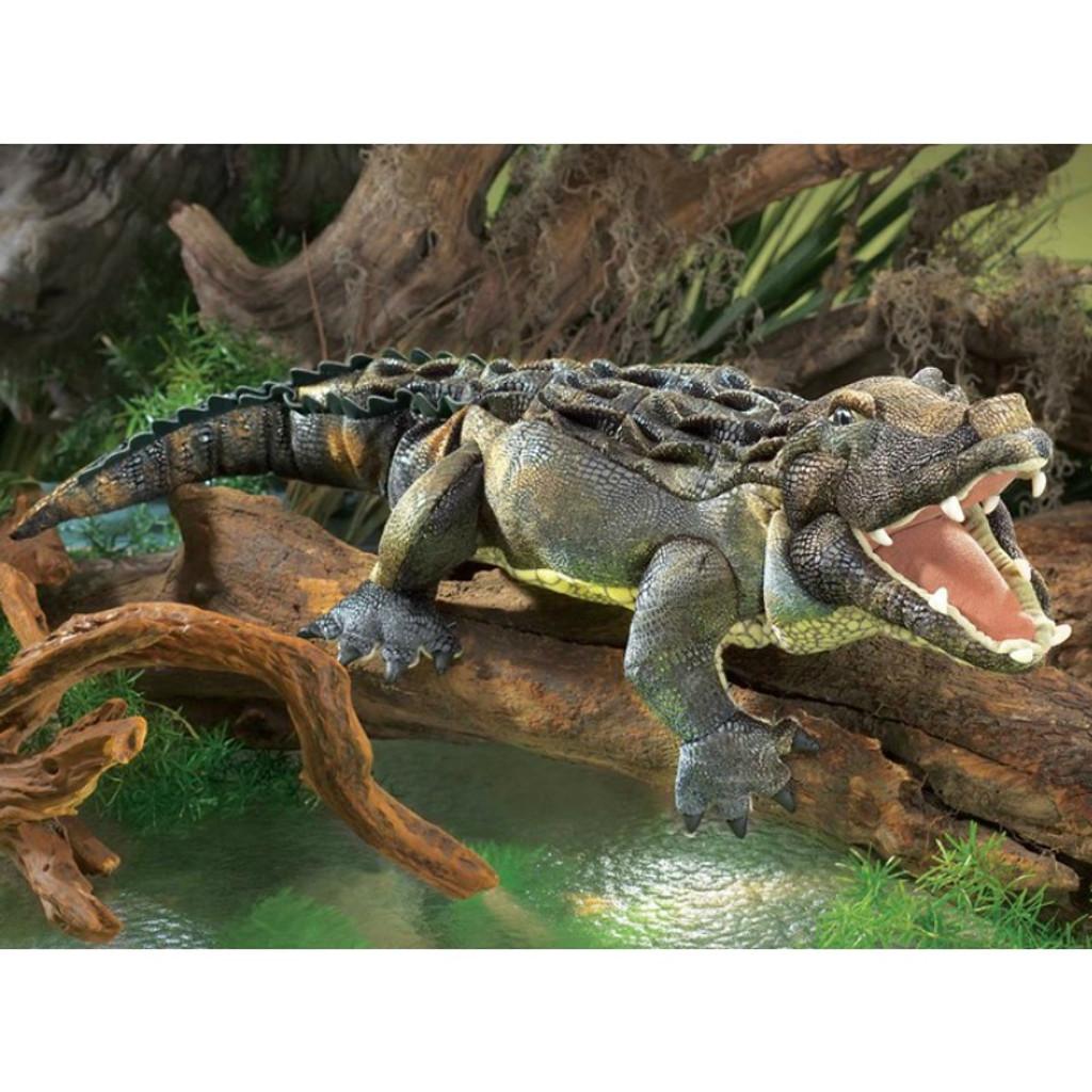 American Alligator Hand Puppet