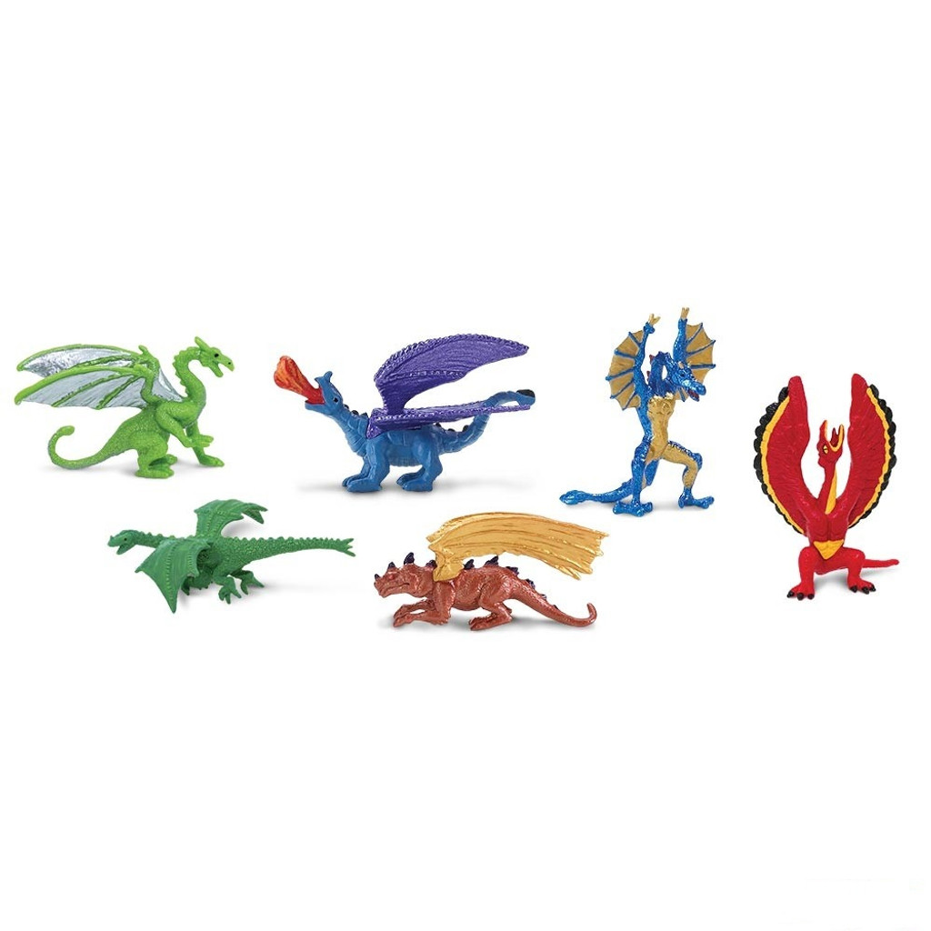 Safari Ltd Lair of the Dragons Designer Toob 1