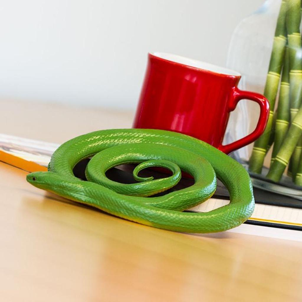Safari Ltd Rough Green Snake IC