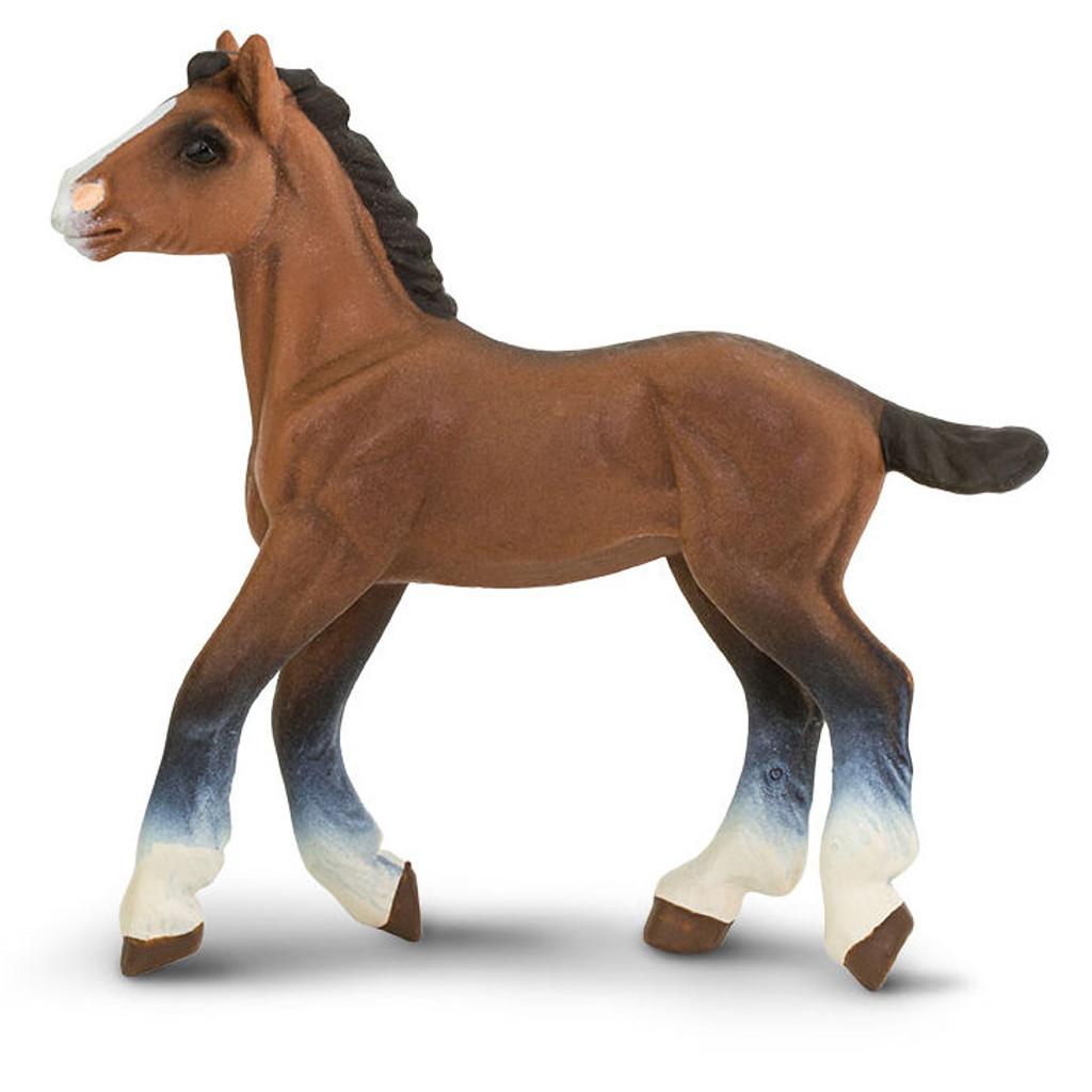 Safari Ltd Clydesdale Foal