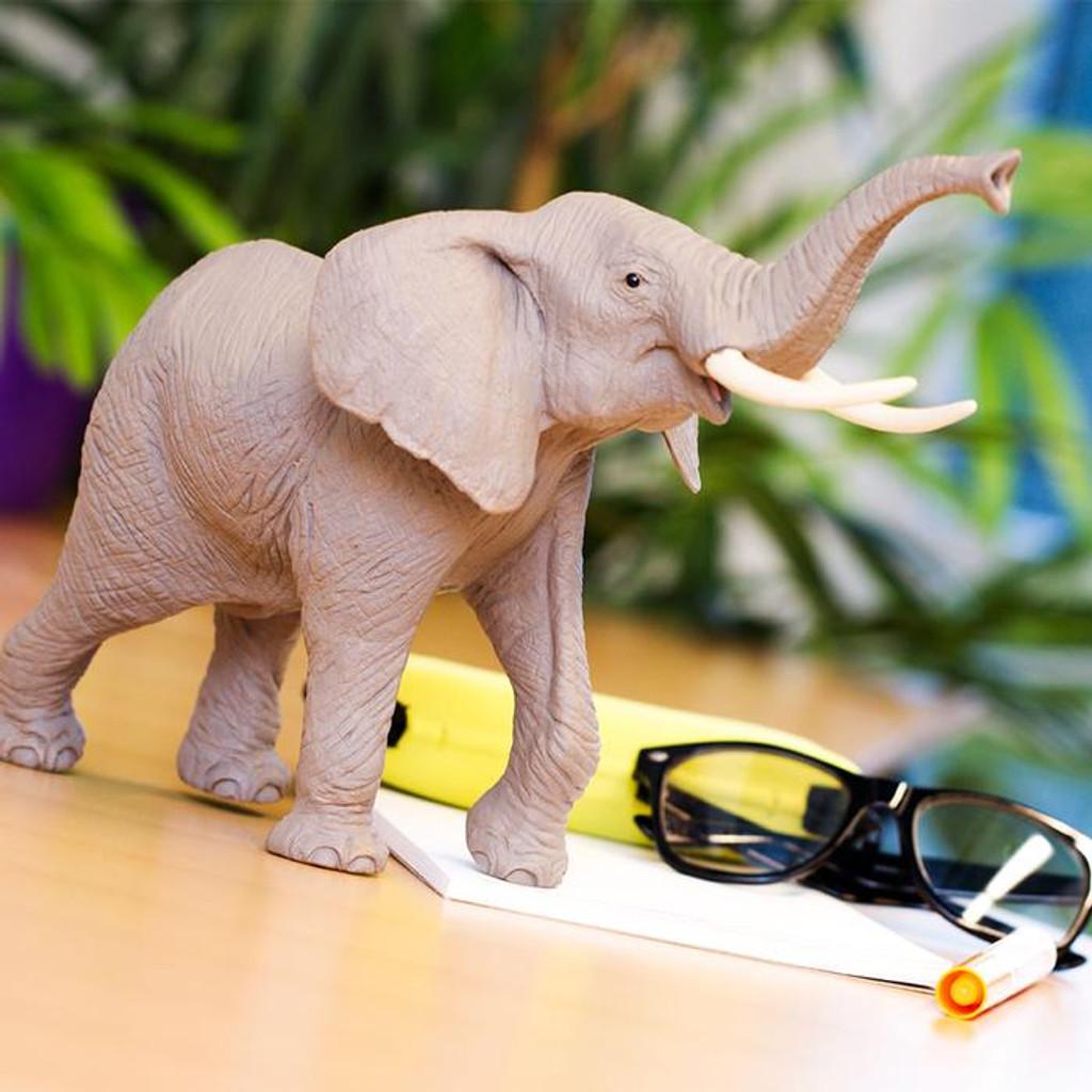 Safari Ltd African Elephant Jumbo