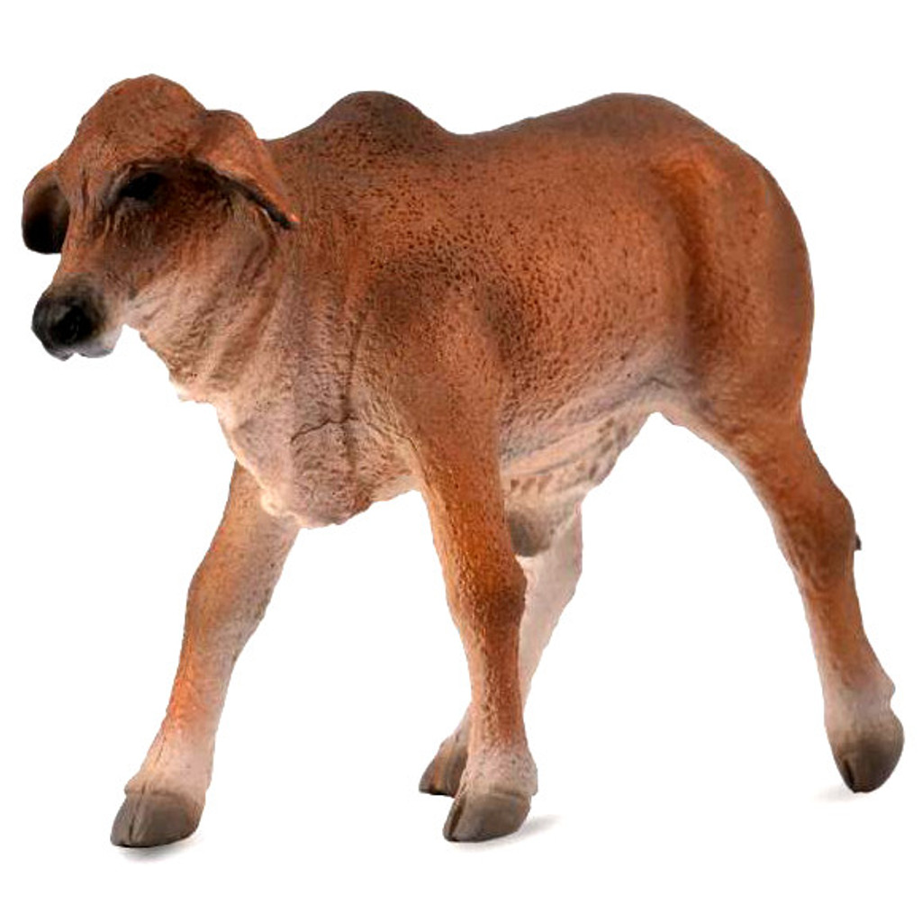 CollectA Brahman Calf Red