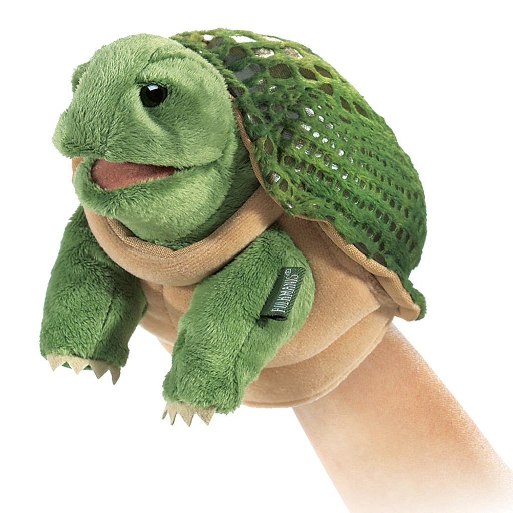 Little Turtle Hand Puppet
