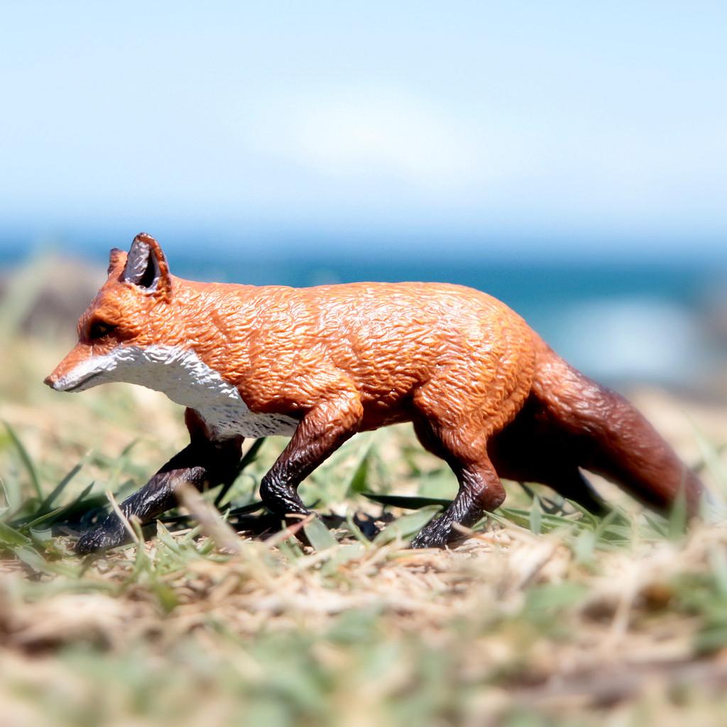 Papo Fox