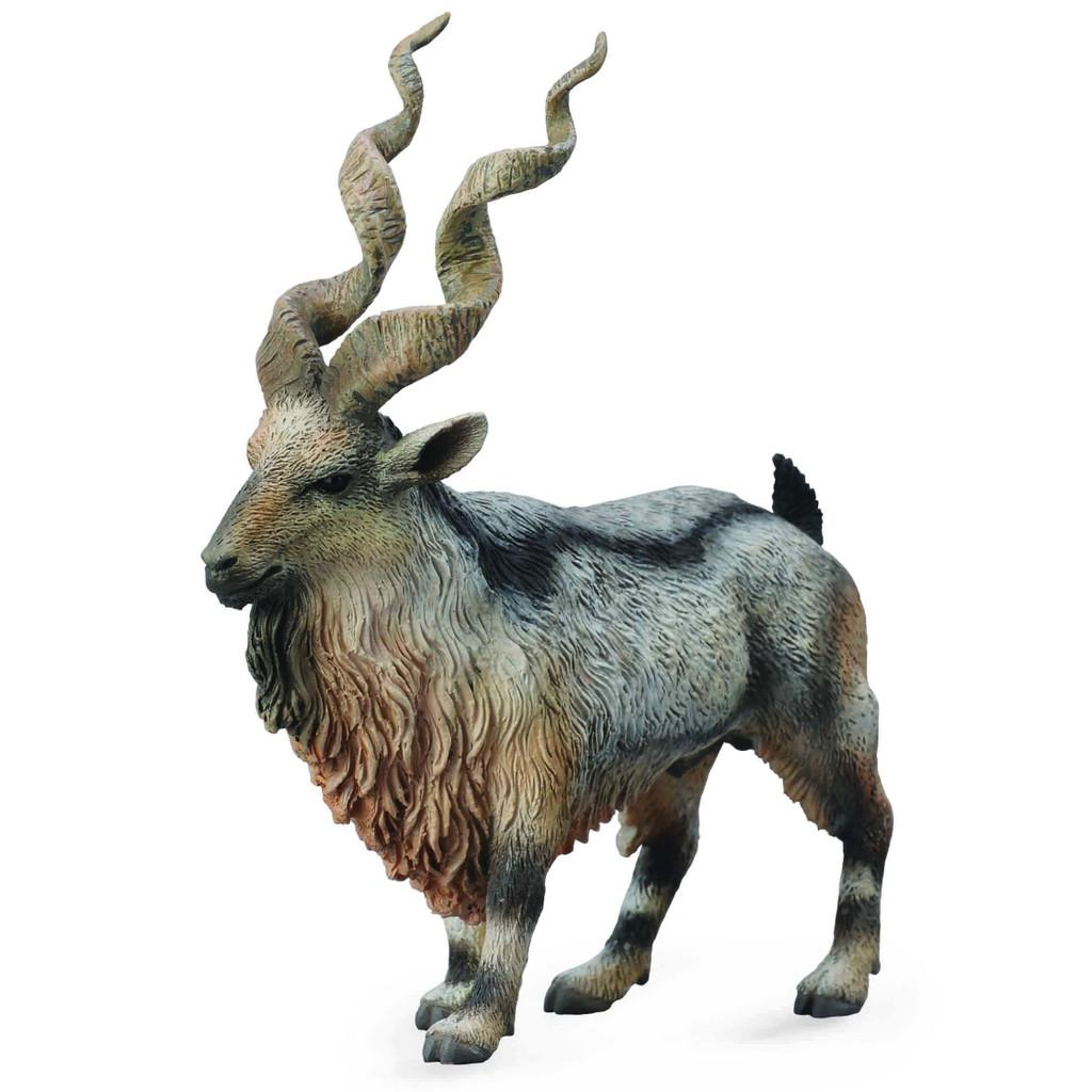 CollectA Tadjik Markhor Middle Eastern Wild Goat