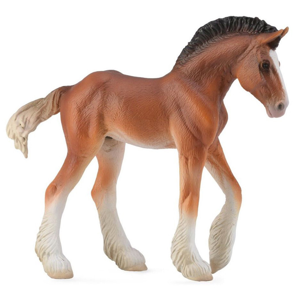 Clydesdale Foal Bay CollectA