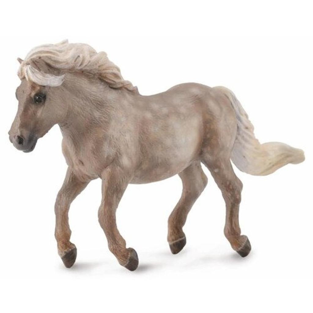 CollectA Shetland Pony Silver Dapple