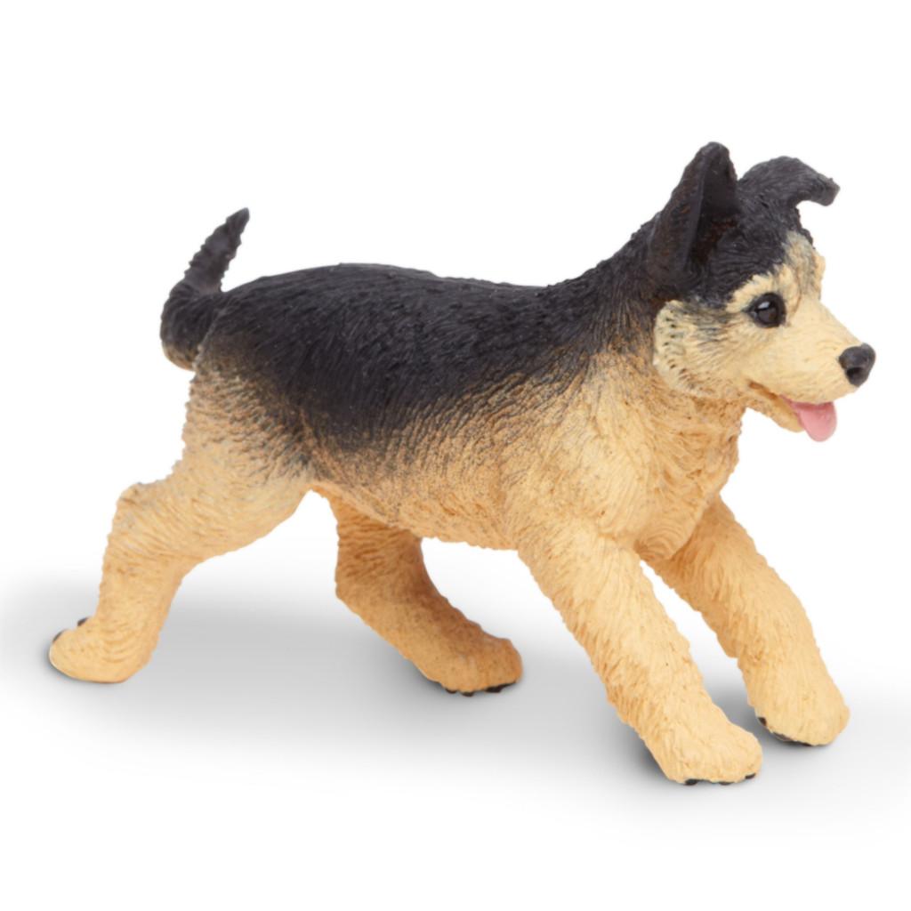 Safari Ltd German Shepherd Puppy Running