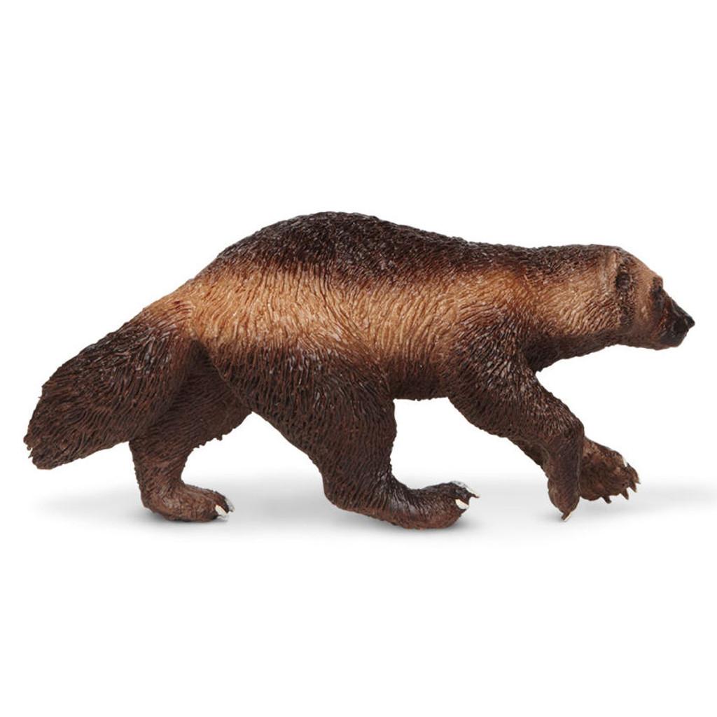 Safari Ltd Wolverine