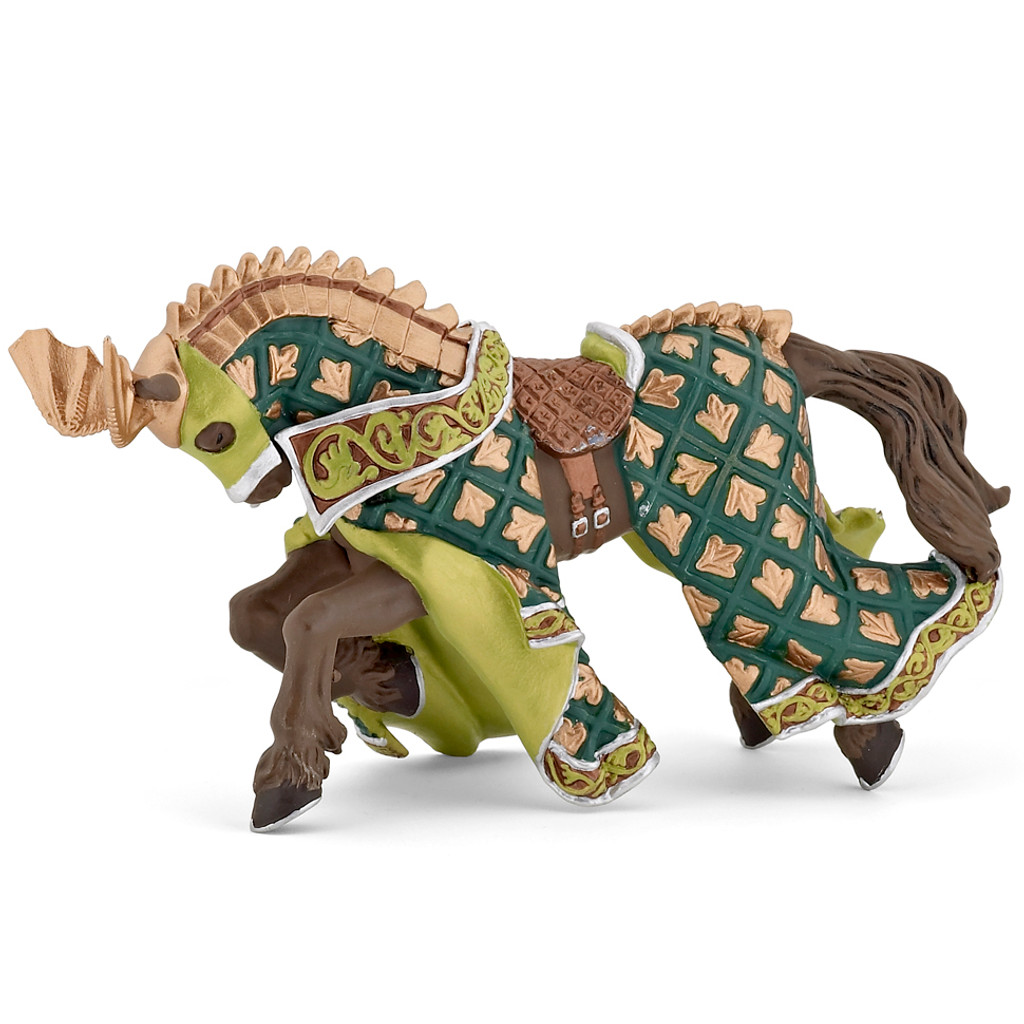 Papo Knight Dragon Horse
