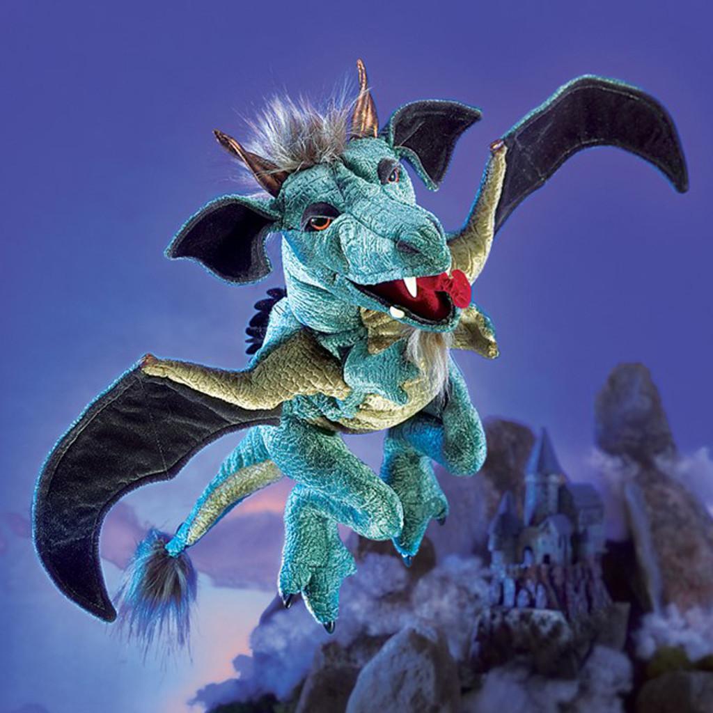 Sky Dragon Hand Puppet