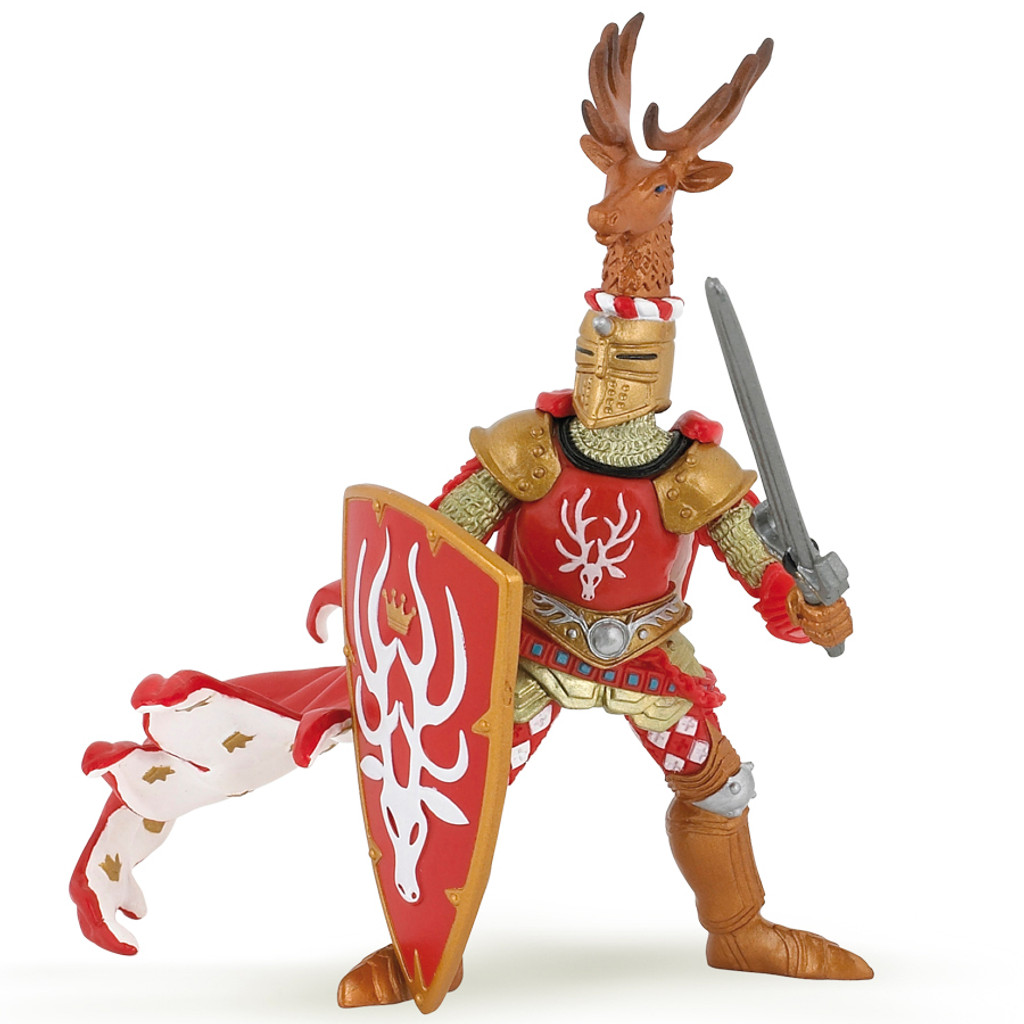 Papo Knight Stag